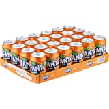 Fanta Orange Tray 24 Blik, 24x330ml