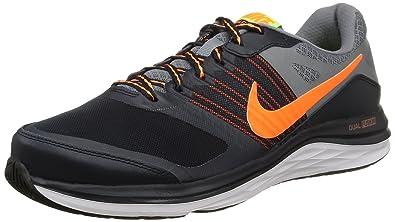 Nike Men, Dual Fusion x, Multi (drk Obsdn/TTL orng-cl