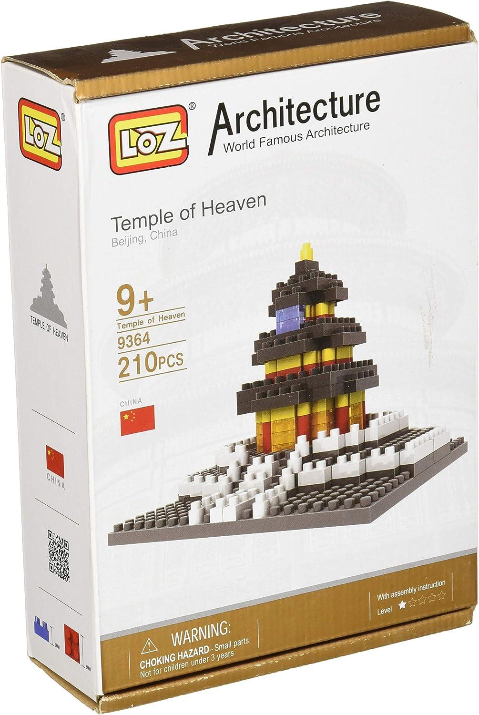 LOZ Temple of Heaven Building Blocks