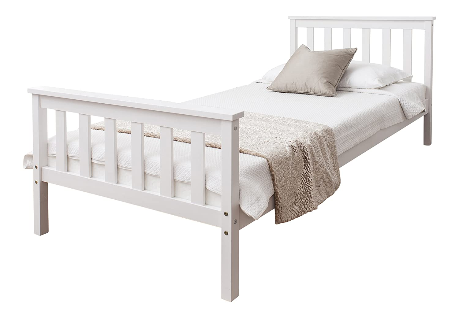 wish norman urban ireland harvey white bed compare single add to bedroom lifestyle childrens list beds