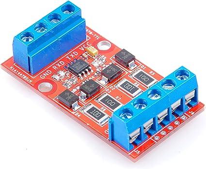 +5v SMD Digital converter CMOS//TTL to rs232 signal