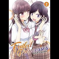 Failed Princesses Vol. 2 book cover