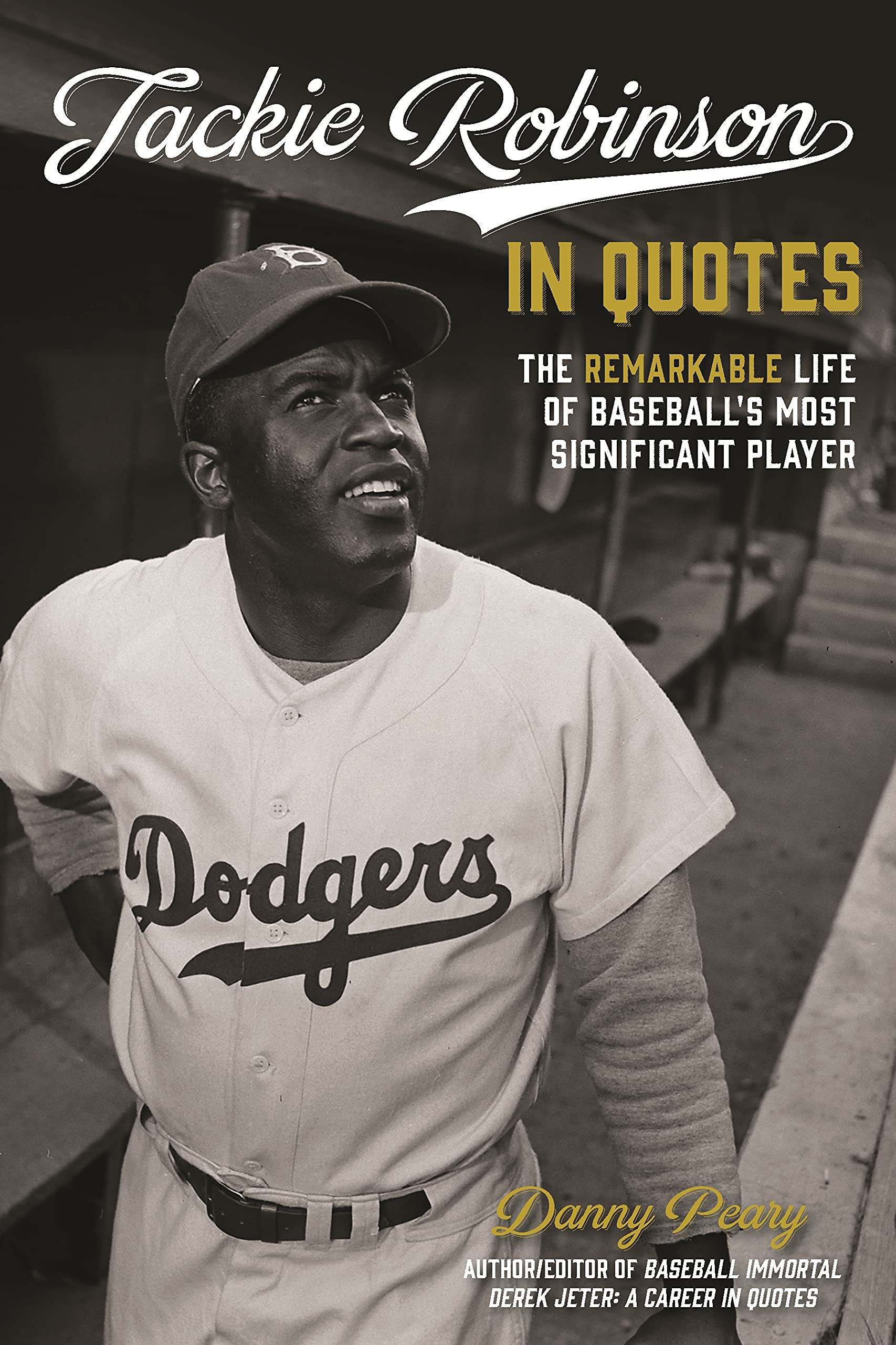 """Jackie Robinson Brooklyn Dodgers /"""" impact/"""" Famous Quote 11 x 14 Photo Picture"""