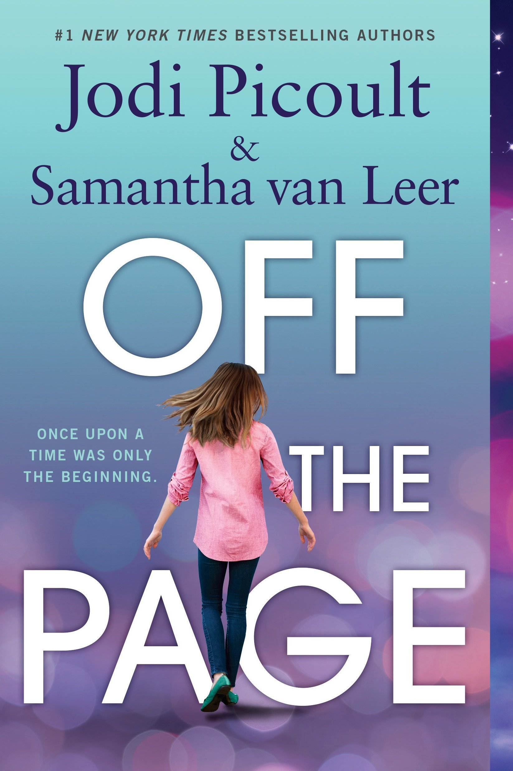 Amazon.com: Off the Page (9780553535594): Jodi Picoult, Samantha van Leer,  Yvonne Gilbert: Books
