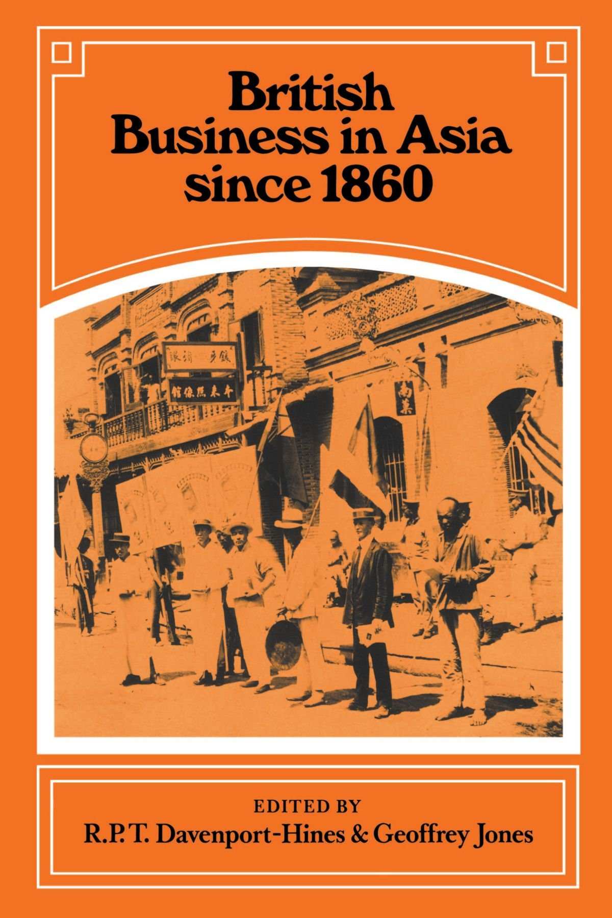 British Business in Asia since 1860 ebook