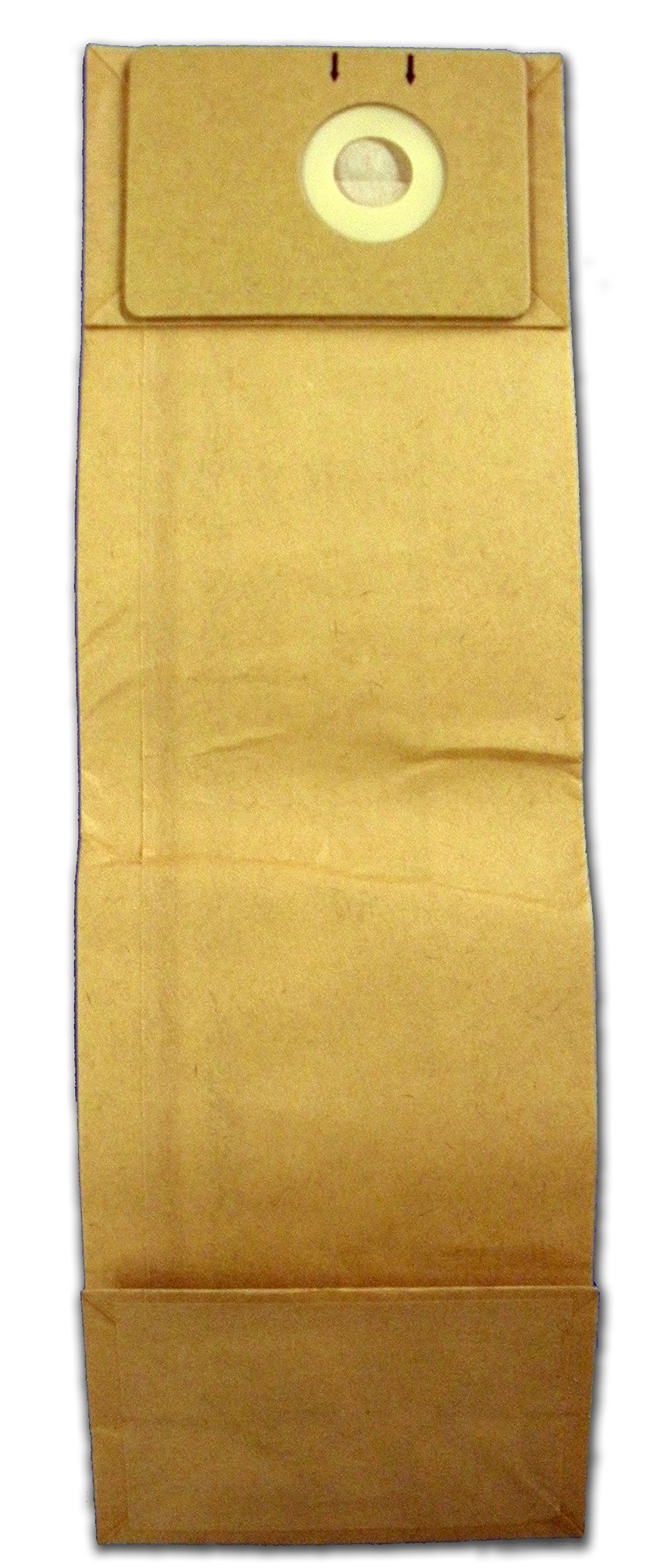 EnviroCare Replacement Vacuum Bags for Advance Spectrum, Clarke CarpetMaster, Nilfisk Uprights 10 Pack with 2 Filters