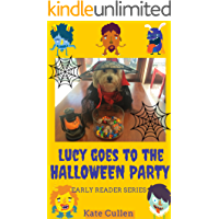 Lucy Goes to the Halloween Party (Lucy's Early Reader Series)