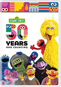 Sesame Street: 50 Years & Counting