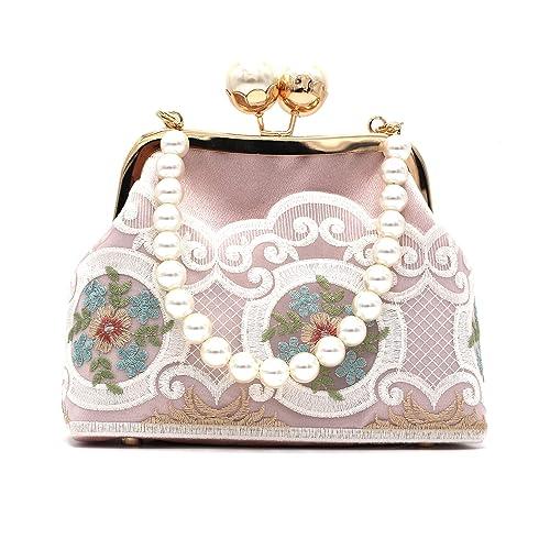 GUSHI Bolsa de tela de moda hecha a mano Bolso de mujer con ...