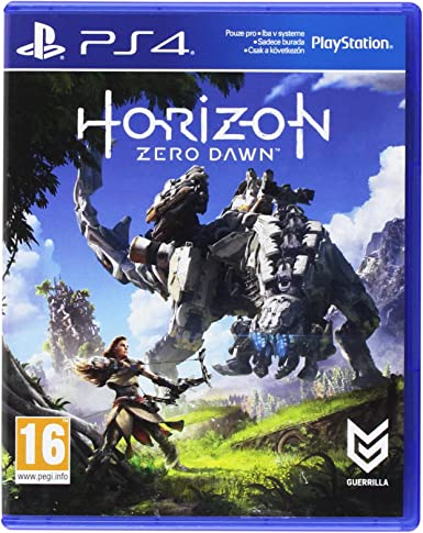 Sony Horizon: Zero Dawn, PS4 vídeo - Juego (PS4, PlayStation 4 ...