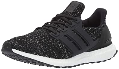 best website 669fd 929bb adidas Men s Ultraboost, Black White, 4 M US