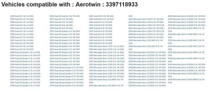 Bosch 3397118933 Aerotwin A933S - Limpiaparabrisas 550 mm (2 piezas): Amazon.es: Coche y moto