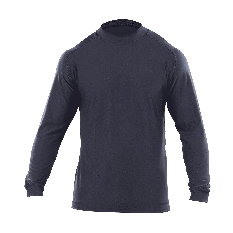 5.11 Tactical Series Men's Cotton Winter Mock Jacket, Black, Large 5-40111