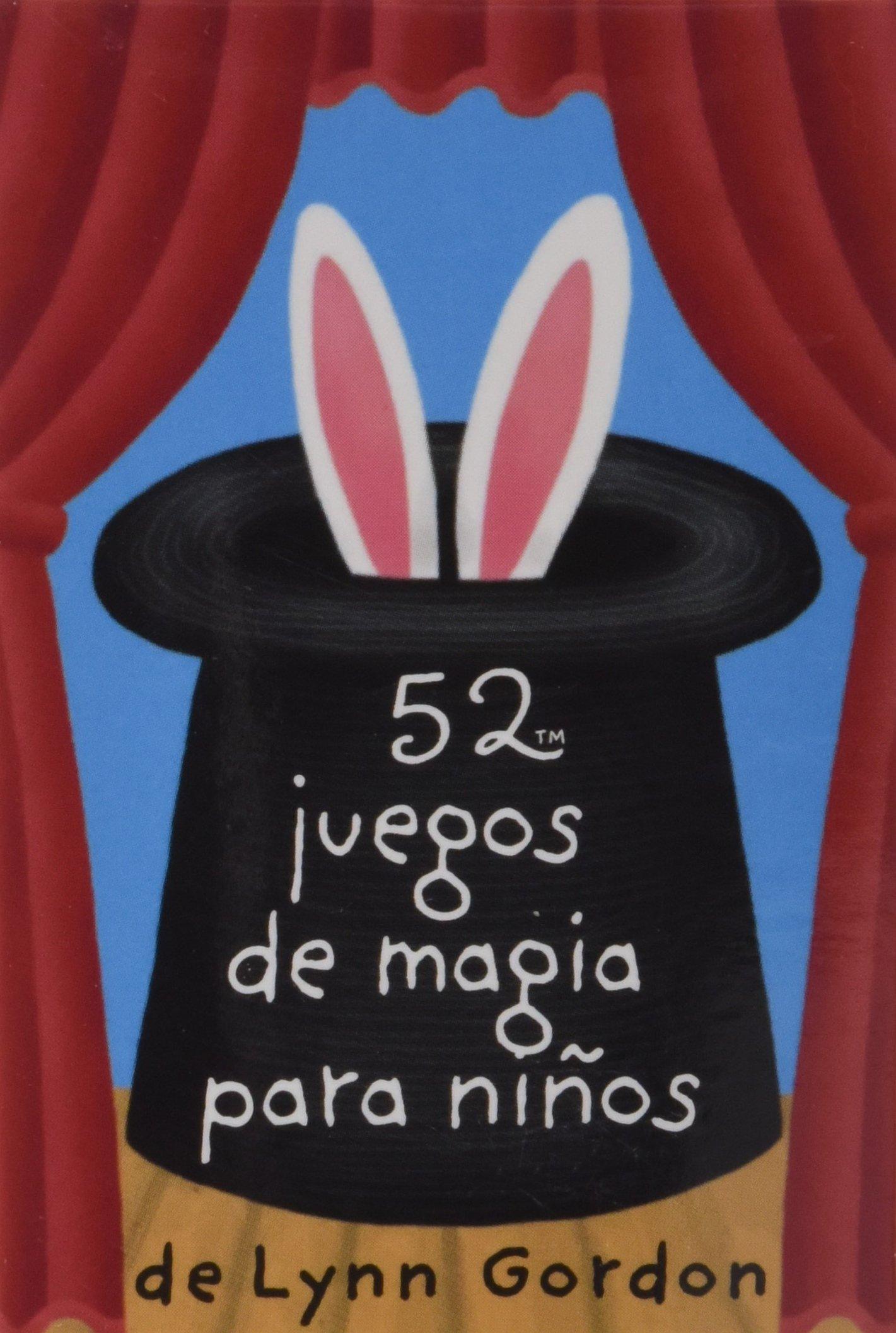 Baraja. 52 juegos de magia para niños: Amazon.es: Lynn ...