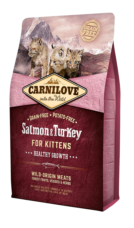 meilleures croquettes pour chat CARNILOVE CHATON 2 KG