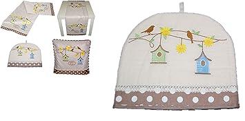 Hossner Kannenwärmer Teekannenwärmer Kaffeekanne Küche Textilien Garten 29 x 32