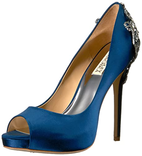 14e22577ac Badgley Mischka Women's Karolina Pump: Buy Online at Low Prices in ...