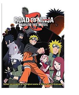 Naruto Shippuden Road to Ninja: The Movie 6 (DVD)