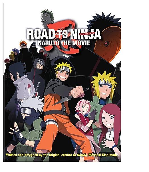 Amazon.com: Naruto Shippuden (Movie 6) Road to Ninja (DVD ...