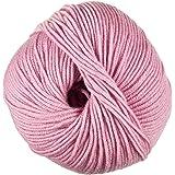 DMC Woolly Yarn colour 043, Pink