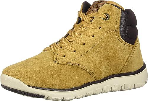 Geox J Xunday Boy a Chukka Boots