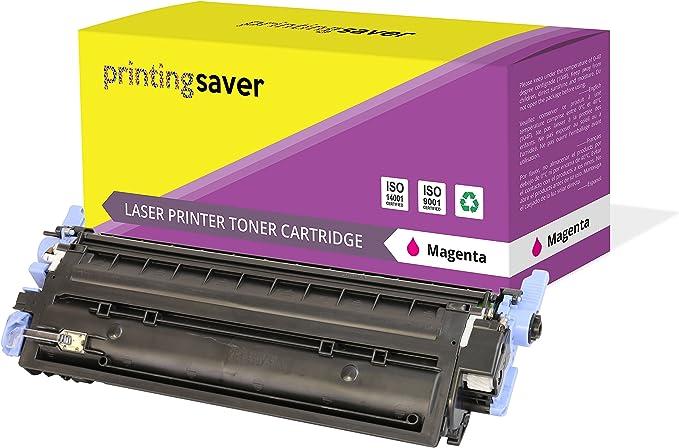 Printing Saver Q6003a 124a Magenta 1 Toner Kompatibel Für Hp Laserjet 1600 1600n 2600 2600n 2600dn 2600nse 2605 2605d 2605dn 2605dtn Cm1015 Cm1017 Bürobedarf Schreibwaren
