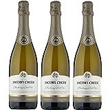 Jacobs Creek Sparkling Chardonnay Pinot Noir Non Vintage, 75 cl (Case of 3)