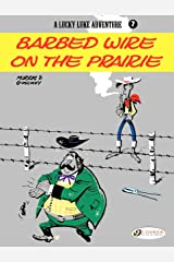 Lucky Luke - Volume 7 - Barbed Wire on the Prairie (Lucky Luke (English version)) Kindle Edition