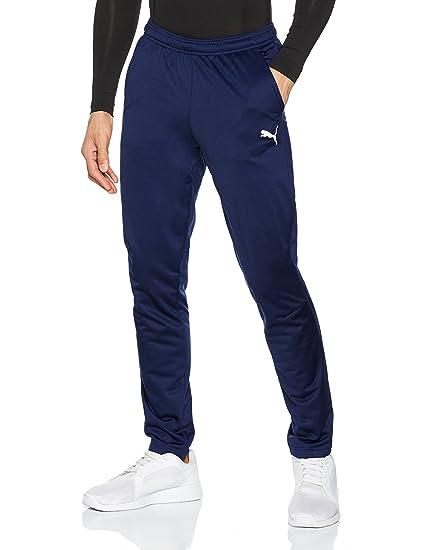 f74fc49e28746 Puma Liga Training Pant Core Pantalones de Deporte