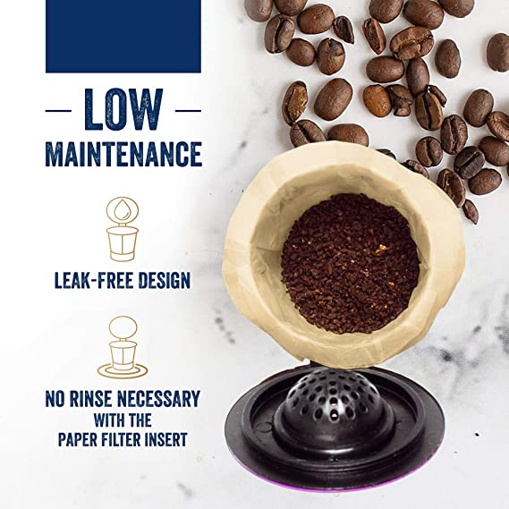 Amazon.com: iPartsPlusMore - Filtros reutilizables para café ...