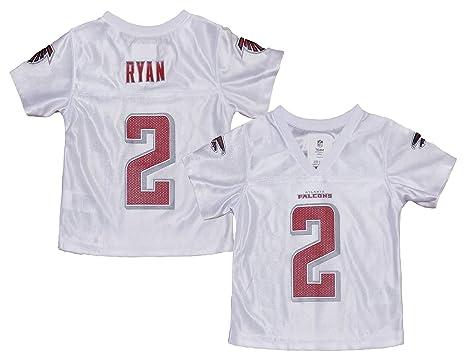 best cheap 1fd7e 06c10 Amazon.com : Outerstuff Matt Ryan Atlanta Falcons #2 Toddler ...