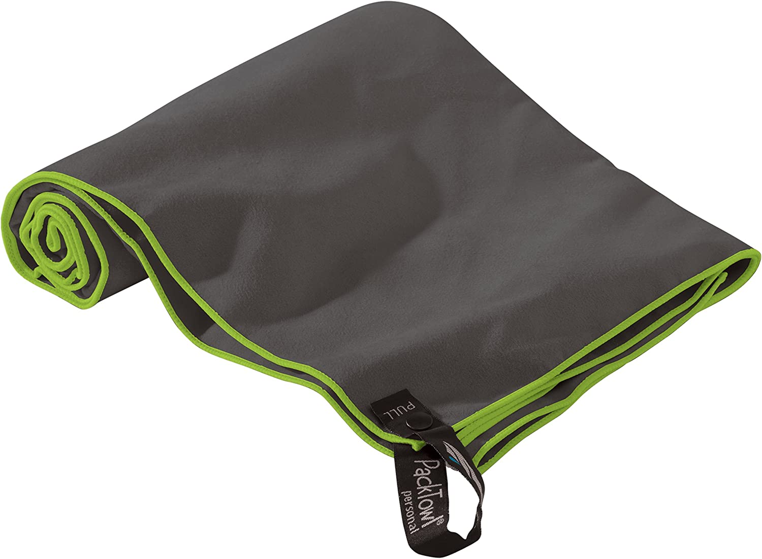 PackTowl Personal Quick Dry Microfiber Towel for Camping
