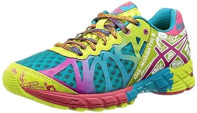 100% authentic b0545 92d51 ASICS Women's Gel-Noosa Tri 9 Running Shoe,Capri Blue ...