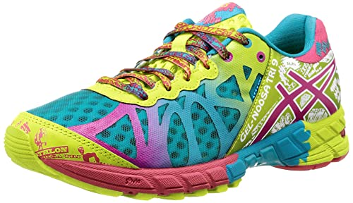 Gel 9 Blueraspberrylime Noosa Asics Tri Women's Running capri Shoe MqzVGSUp