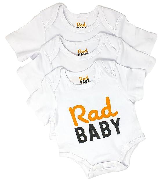 Amazon.com: RAD bebé Onesies: Clothing