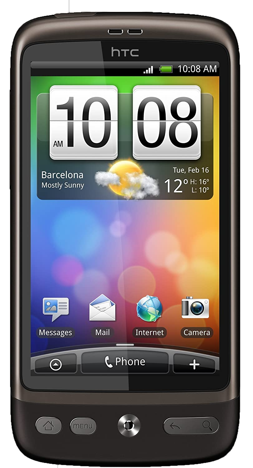 Amazon.com: HTC A8181 Desire Unlocked Quad-Band GSM Phone with Android OS,  HTC Sense UI, 5 MP Camera, Wi-Fi and gps navigation-International Version  with ...