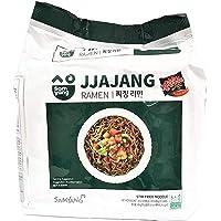 Samyang Jjajang Ramen, 80g ,(Pack of 5)