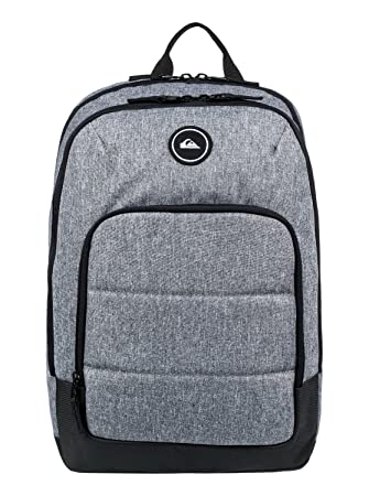 Quiksilver BURSTII M BKPK SGRH Mochila Mediana, Hombre, Light Grey Heather, One Size: Amazon.es: Deportes y aire libre