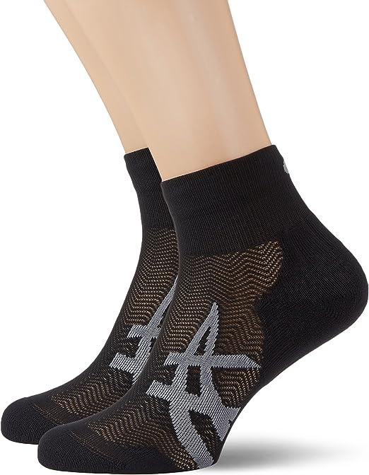 ASICS Men's 2PPK Cushioning Socks, Men, 2PPK Cushioning