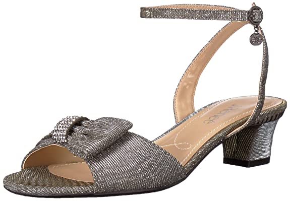 J. Renee Womens Davet Pewter 8.5 M (B)
