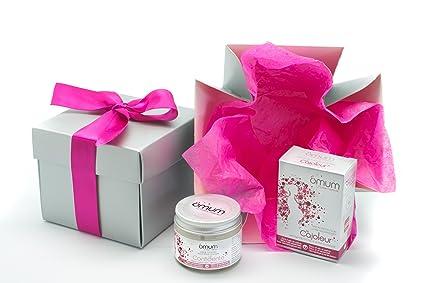 12c6c23cb6c3 Omum - Caja Felicidades mamá futura - regalo mujer embarazada y madre joven  - Embarazo - Bio