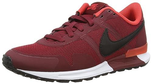 Nike Zapatillas Para Hombre, Color Rojo, Talla 47.5