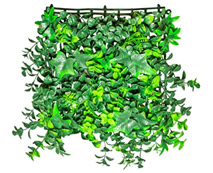 Ordinaire Artificial Living Wall Mat 5ct 54 Total Sq. Ft. UV Rated. Will Not