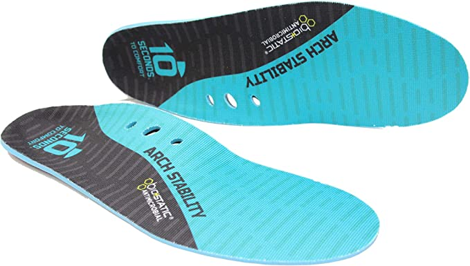 10 Seconds 3720 Arch Stability Insoles