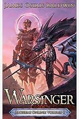 Warsinger: A LitRPG Dragonrider Adventure (The Archemi Online Chronicles Book 4) Kindle Edition