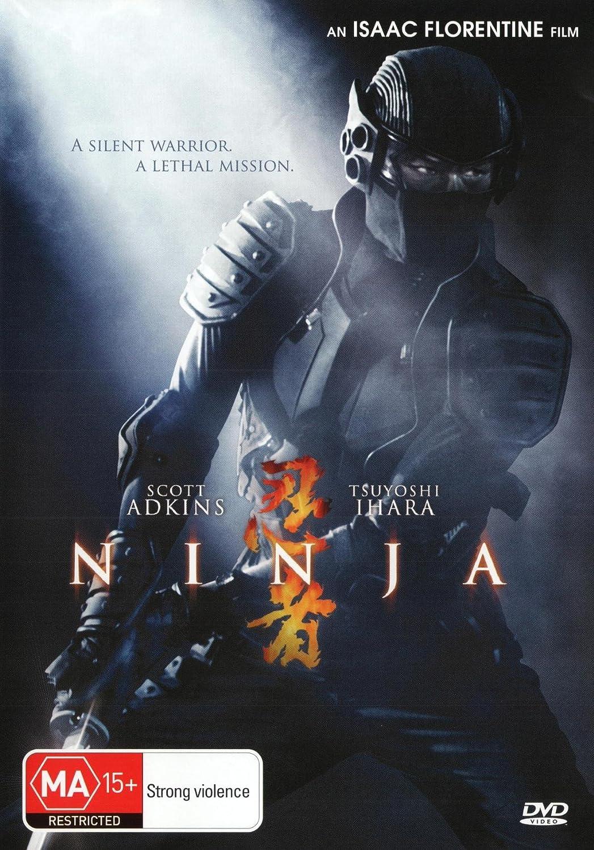 Amazon.com: Ninja | NON-USA Format | PAL | Region 4 Import ...