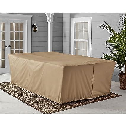Member's Mark Universal Patio Furniture Cover - Amazon.com : Member's Mark Universal Patio Furniture Cover : Garden