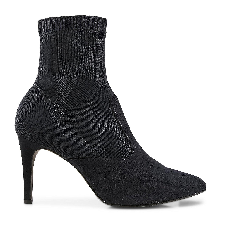 Tamaris Damen Fashion-Stiefelette Blau-dunkel 2018 Letztes Modell  Mode Schuhe Billig Online-Verkauf