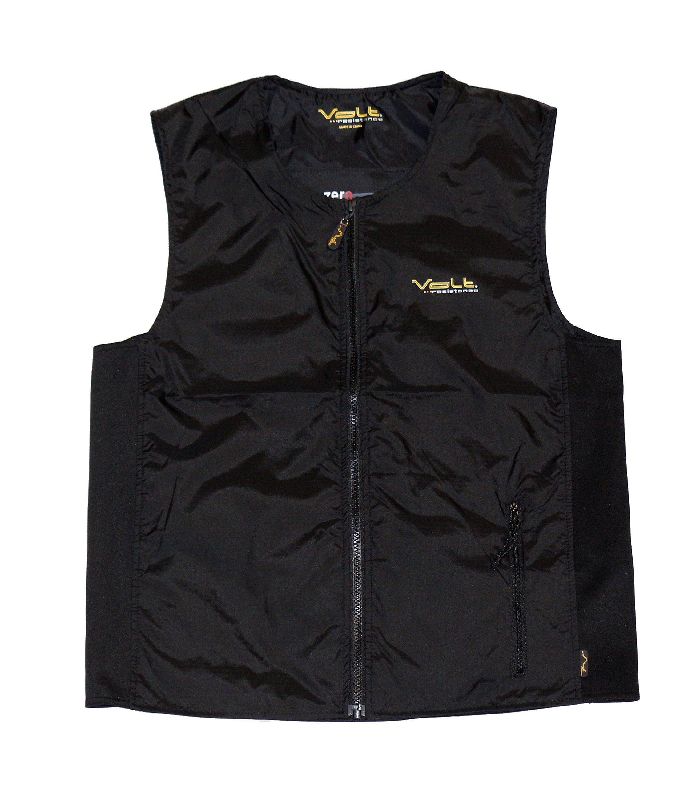 Heated Vest Liner by Volt - The Rechargeable Battery Powered Heat is Located in The Chest and Back, optimizing Heat Transfer. by Volt Resistance (Image #1)