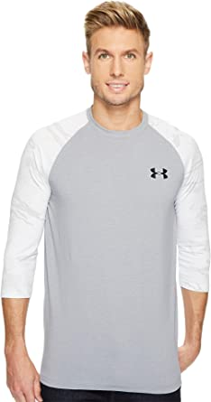 6ecab2d1 Image Unavailable. Image not available for. Colour: Under Armour Men's Hunt  Baseball Tee ...